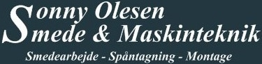 Sonny Olesen Smede & Maskinteknik